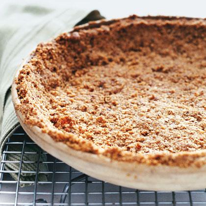 Shortbread-Pecan Crust Recipe