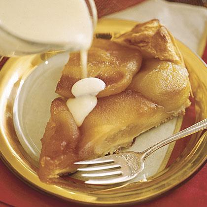 Easy Apple Tart With Ol' South Custard