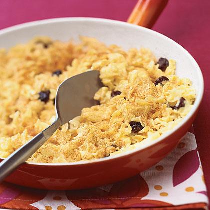 Egg Noodle ScrambleRecipe