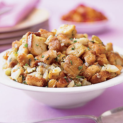 Bread-and-Fruit Stuffing Recipe