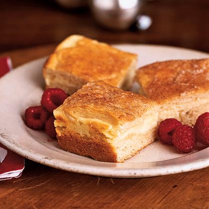 Easy Cheesecake SquaresRecipe