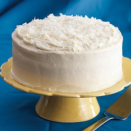 Lemon-Coconut CakeRecipe