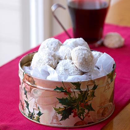 Peanut Butter SnowballsRecipe