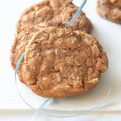 Oatmeal and Pie Spice Cookies