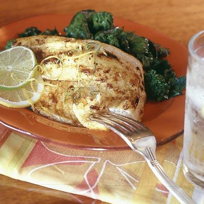 Lemon-Lime Tilapia