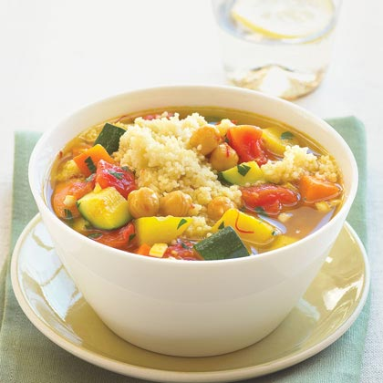 Seven-Vegetable CouscousRecipe
