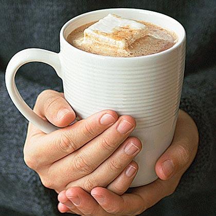 Brandied Hot Chocolate
