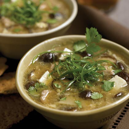 Chinese Hot-and-Sour Soup Recipe | MyRecipes