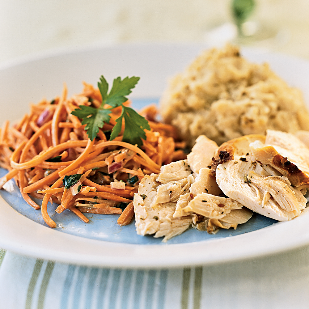 Spiced Roasted ChickenRecipe