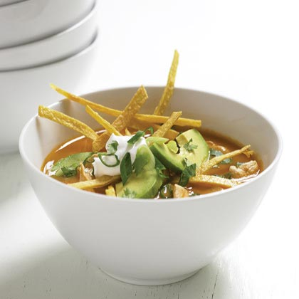 Tortilla Soup, chicken tortilla soup recipe