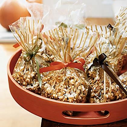 Ceiba Caramel Corn Recipe