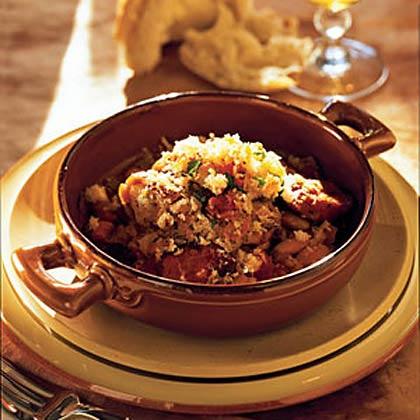 Chicken Cassoulet