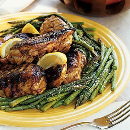 Grilled Balsamic ChickenRecipe