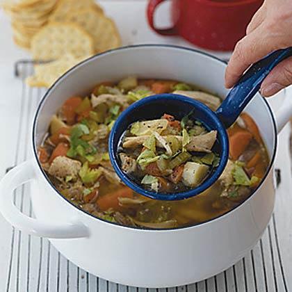 Mama's Chicken Soup Recipe