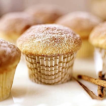 Cinnamon Puffs Recipe