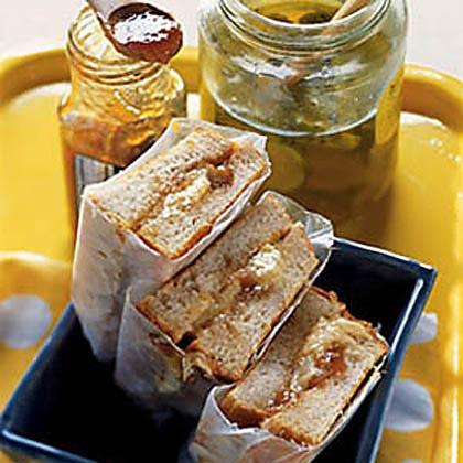 Cheddar and Chutney on Sourdough Recipe