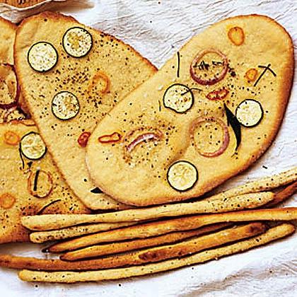 Herb Baked Flatbread