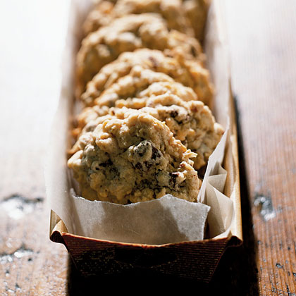 Oatmeal Chocolate Chunk CookiesRecipe
