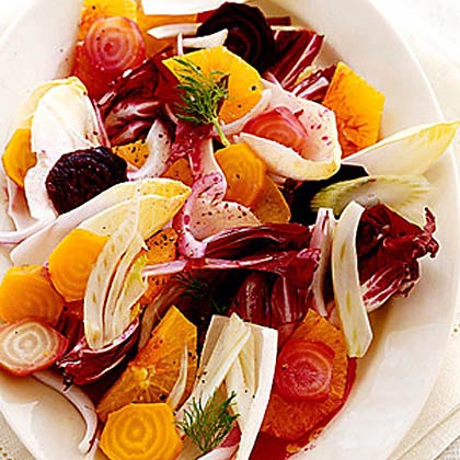 Orange Salad with Beets and FennelRecipe
