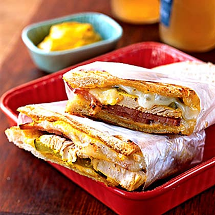 sandwich roast turkey cuban sandwich el sitio cuban sandwich grilled ...