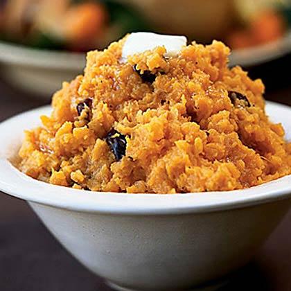 Manhattan Sweet Potato MashRecipe
