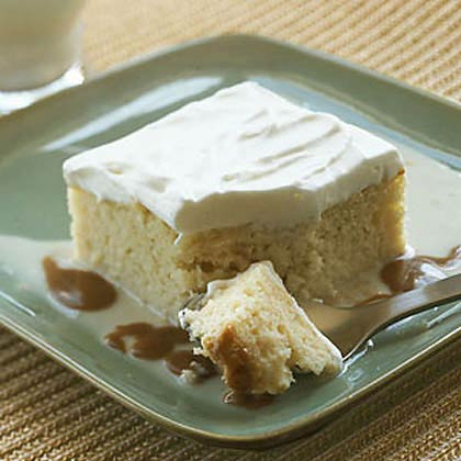 Tres Leches Cake (Three Milks Cake)Recipe
