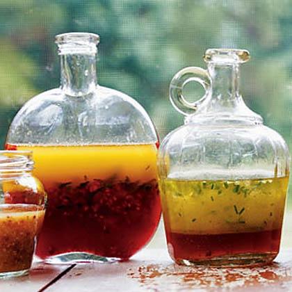 Rice Wine Vinaigrette with Herbs