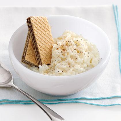 Rice Pudding (Sutlijash) Recipe — Dishmaps