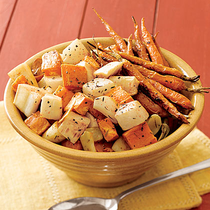 Roasted Heartland Vegetables Recipe