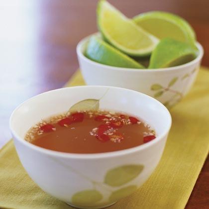 Vietnamese Dipping Sauce (Nuoc Cham)Recipe