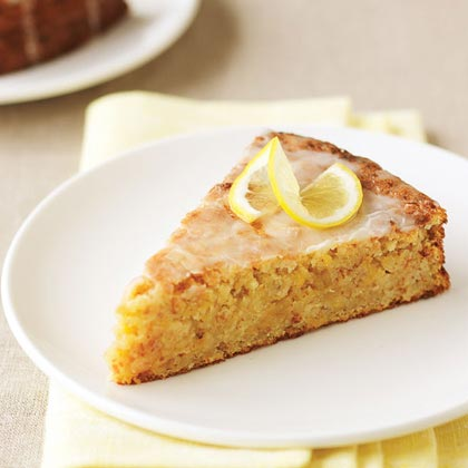 Meyer-lemon Cake