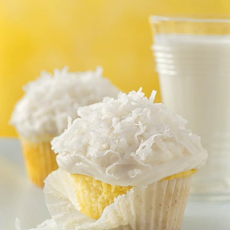 Basic White CupcakesRecipe