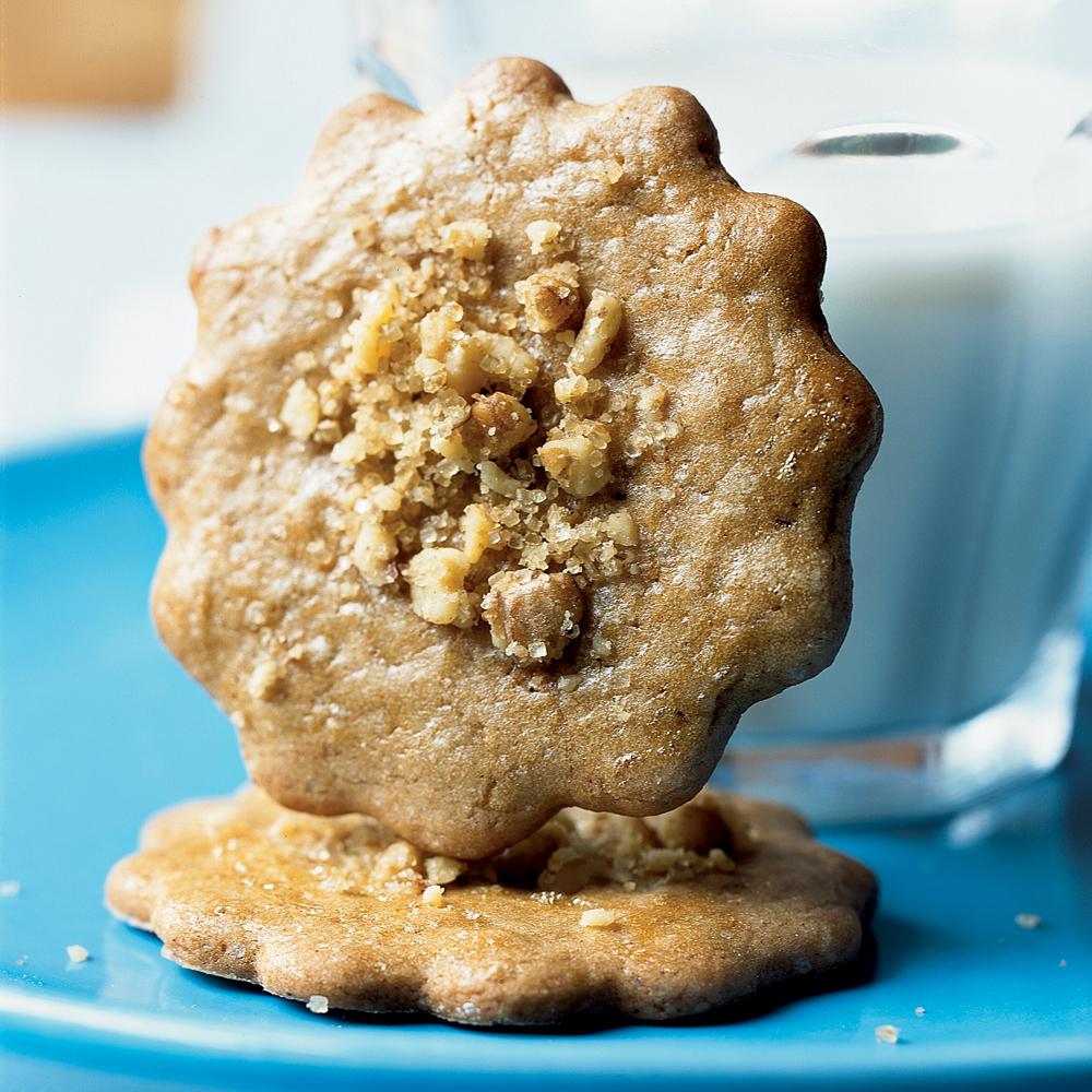 Autumn Maple Cutout Cookies Recipe Myrecipes