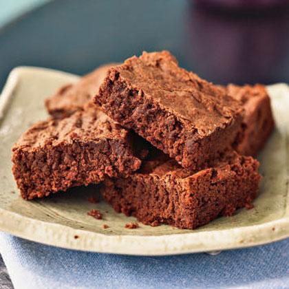 Chai Latte Brownies