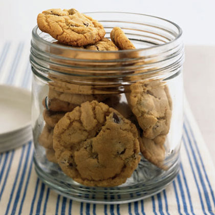 Sweet and Salty Chocolate Cookies