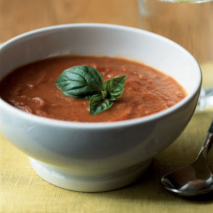 Theresa's Double-Tomato Soup
