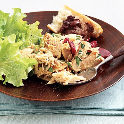 Tuna Provençal Recipe | MyRecipes | MyRecipes