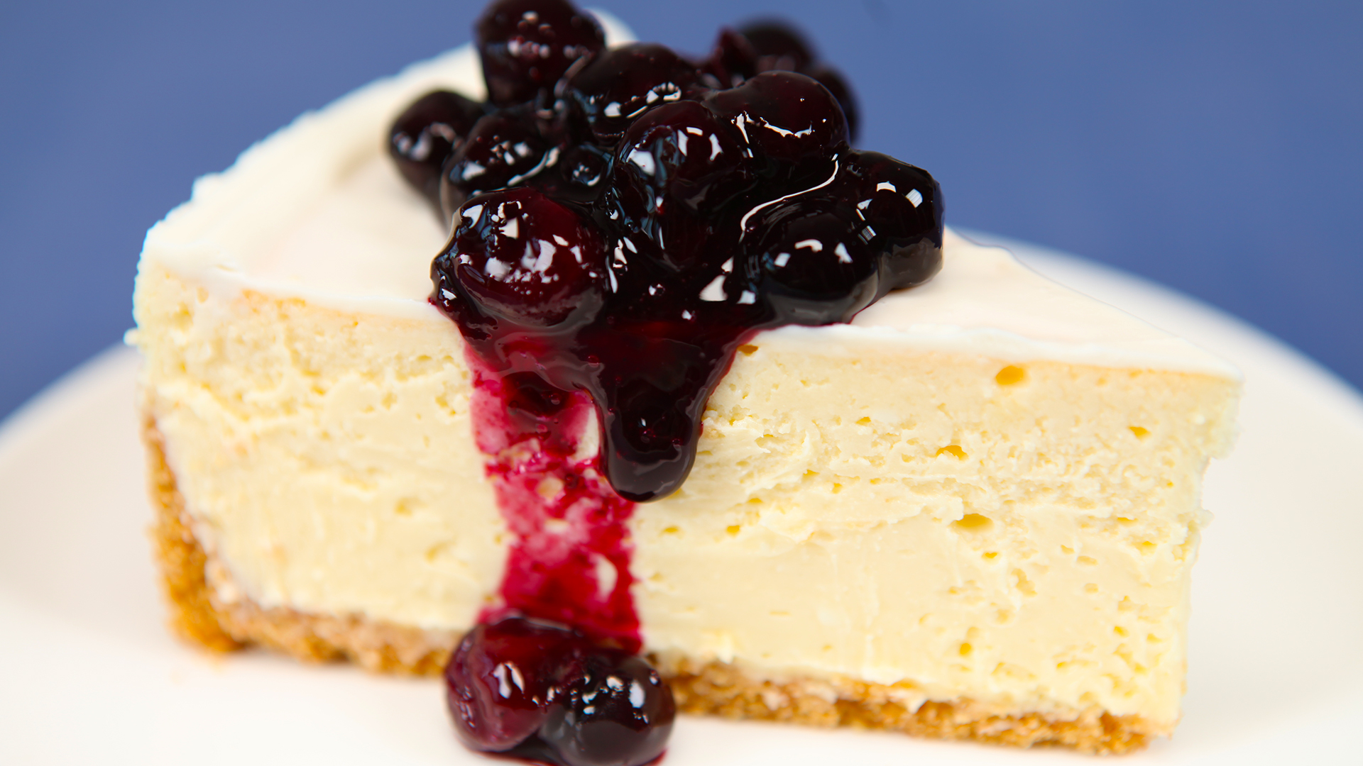 Make Copycat Cheesecake Factory Cheesecake Without Leaving Your House