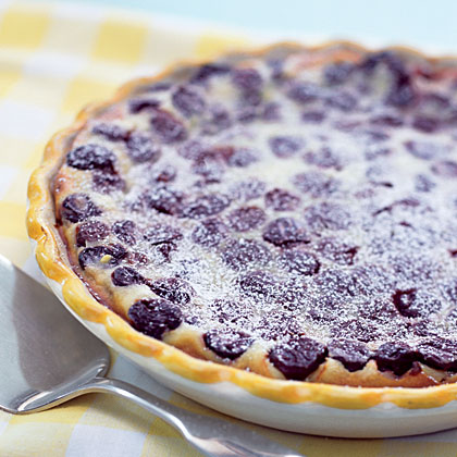 Cherry Clafouti RecipeCherries are a terrific source of important nutrients such as beta carotene (more than blueberries or strawberries) vitamin C, potassium, magnesium, iron, fiber, folate and disease-fighting antioxidants.