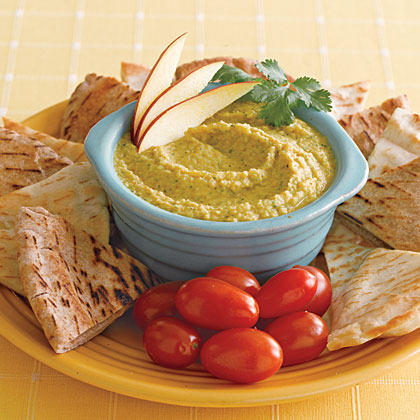Chickpea-Yogurt Spread
