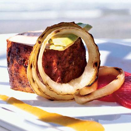 Achiote-rubbed Roast Pork Loin