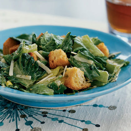 Easy Caesar Salad Recipe | MyRecipes.com