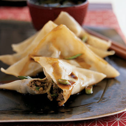 Zen Temple DumplingsRecipe