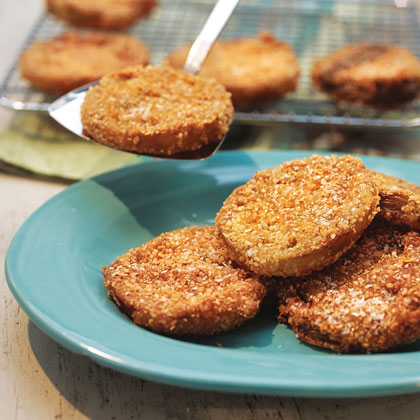Crunchy Fried Green Tomatoes