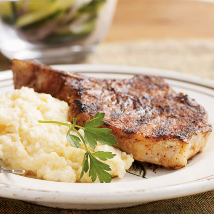 Easy barbecued pork chop recipes