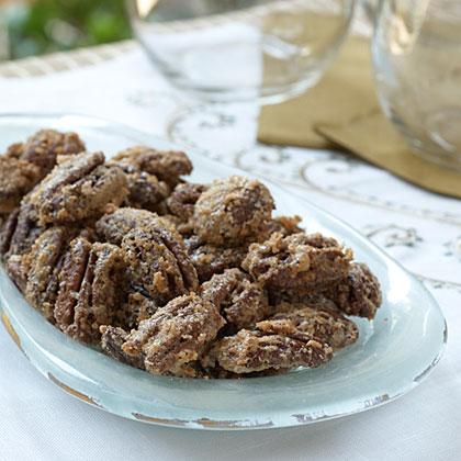 Spiced Pecans Recipe
