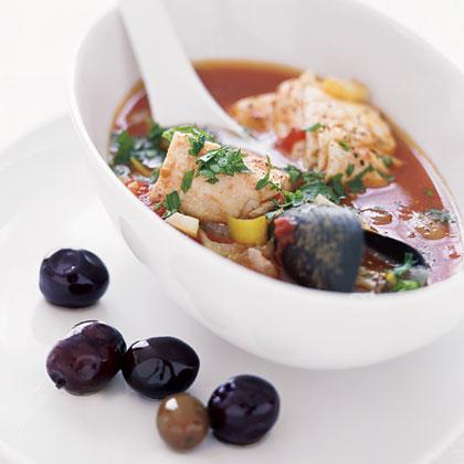 Fisherman's Soup Recipe