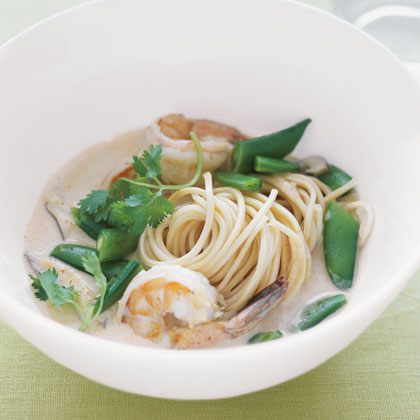 Thai Red Curry Soup