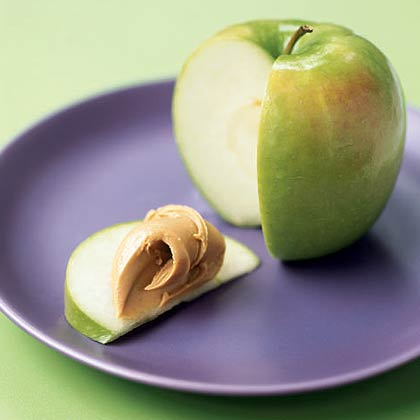 Try snacks with a mix of protein and carbohydrates to keep energy high.