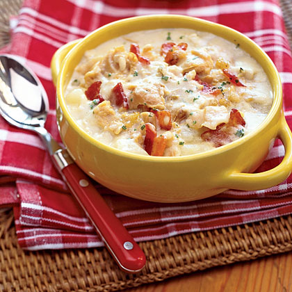 Creamy Clam Chowder Recipe